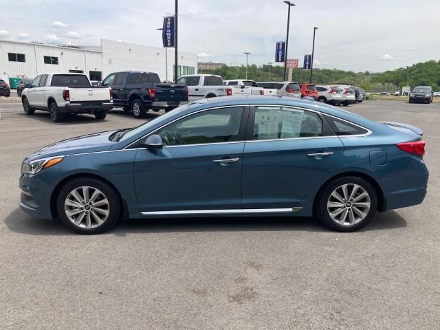 Hyundai Sonata 2016 price $17,779