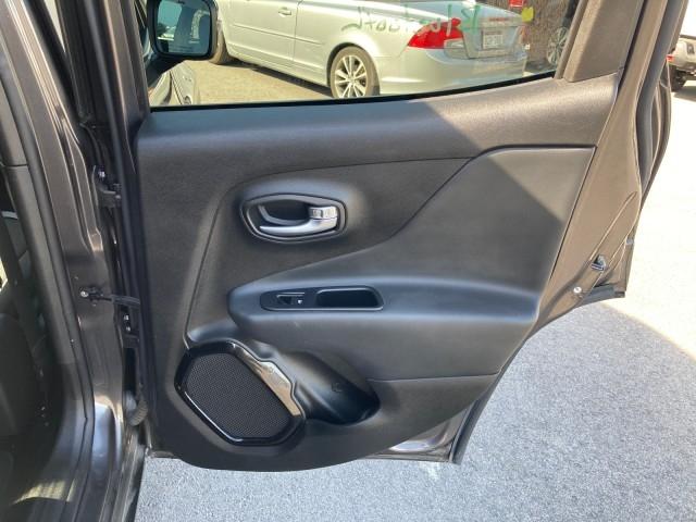 Jeep Renegade 2018 price $19,979