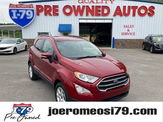 Ford EcoSport 2018 price $19,979