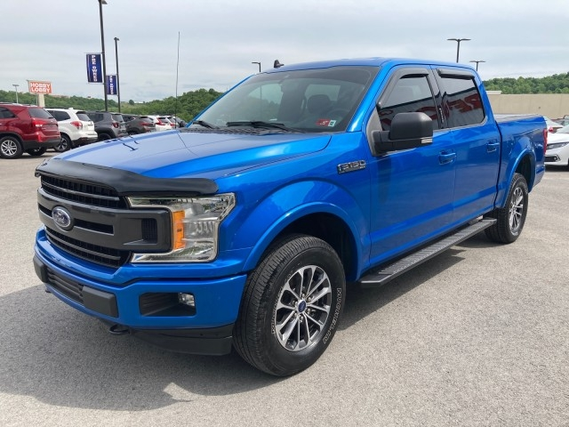 Ford F-150 2019 price $43,979