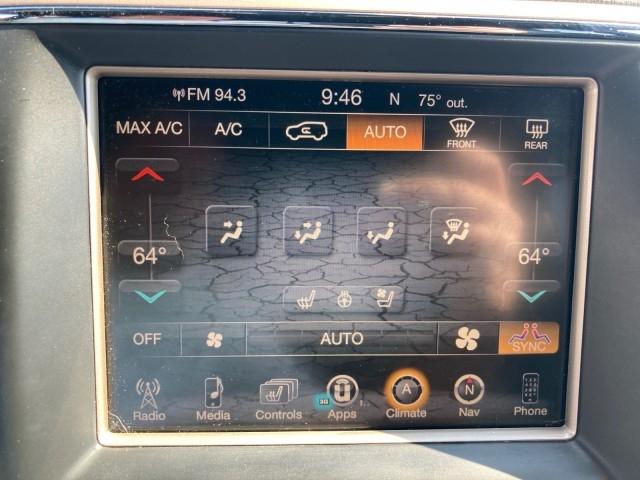 Jeep Grand Cherokee 2015 price $19,979