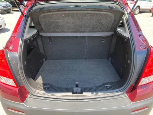 Chevrolet Trax 2016 price $17,979