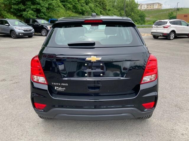 Chevrolet Trax 2018 price $19,979