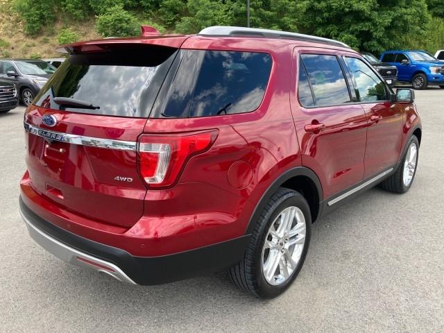 Ford Explorer 2017 price $31,500