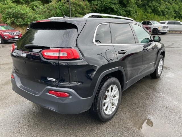 Jeep Cherokee 2018 price $24,579