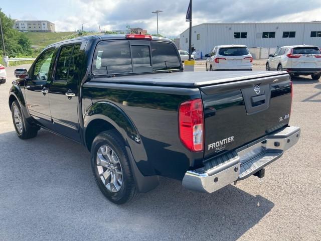 Nissan Frontier 2019 price $28,979