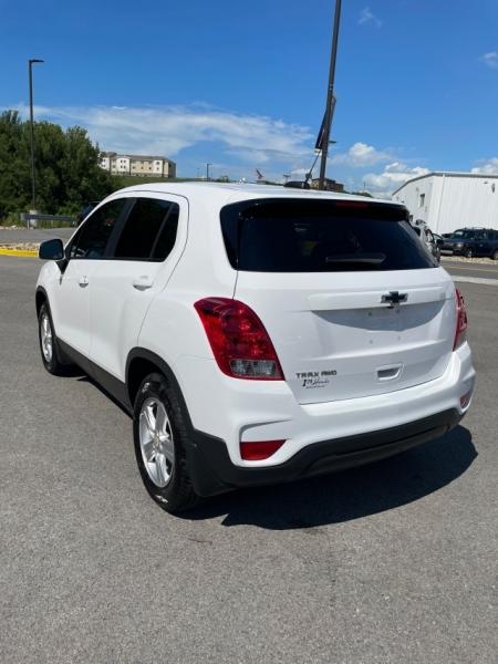 Chevrolet Trax 2020 price $20,779