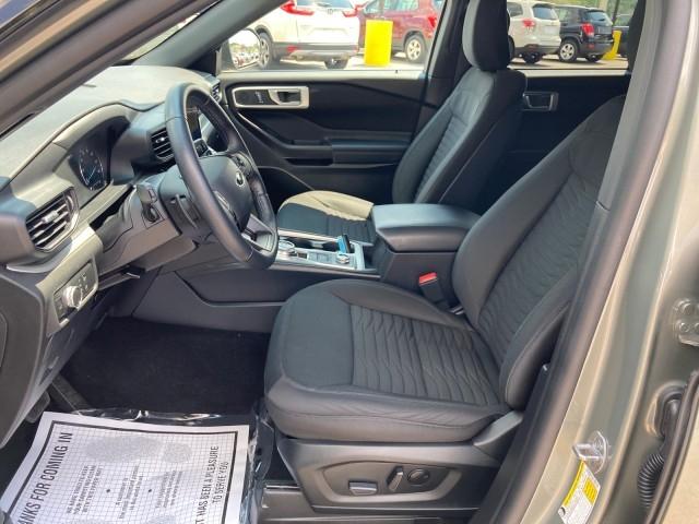 Ford Explorer 2020 price $38,779