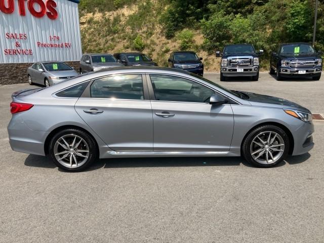 Hyundai Sonata 2017 price $20,979