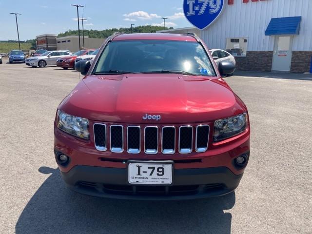 Jeep Compass 2017 price $13,979