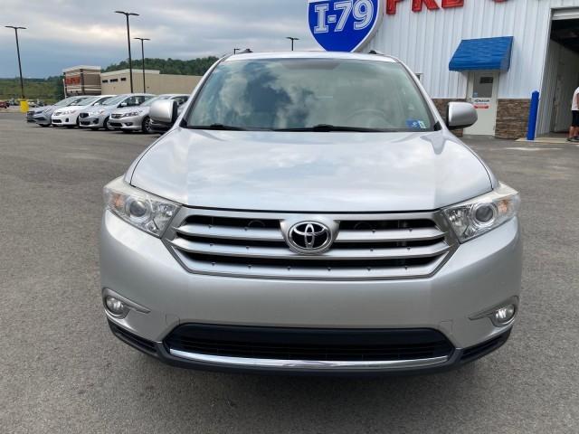 Toyota Highlander 2012 price $16,979