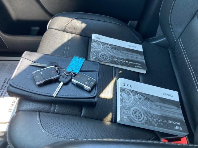 GMC Sierra 2500HD 2016 price $54,979