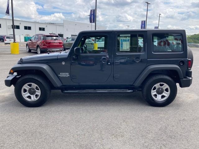 Jeep Wrangler Unlimited 2017 price $29,979