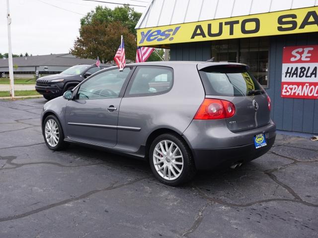 Volkswagen GTI 2007 price $5,995