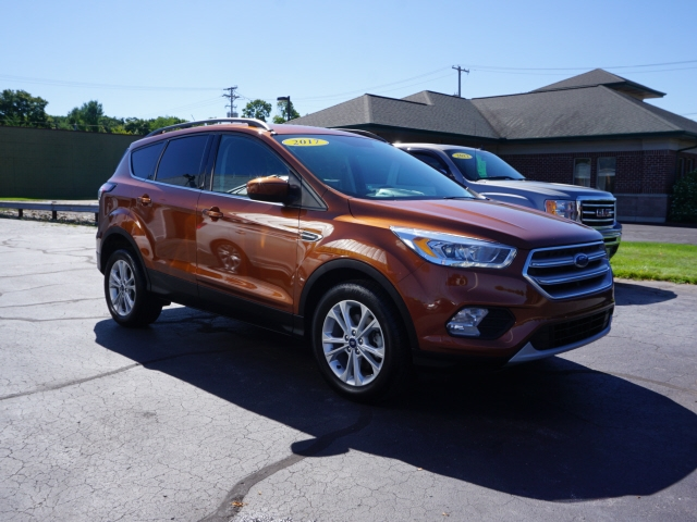 Ford Escape 2017 price SOLD