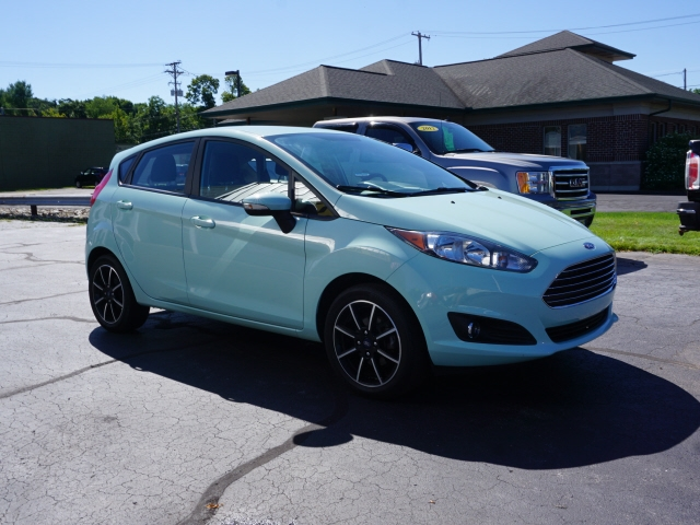 Ford Fiesta 2017 price $12,999