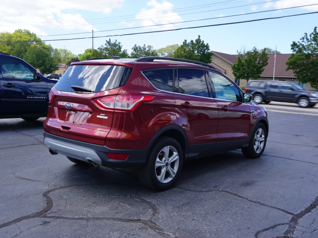Ford Escape 2016 price $11,855
