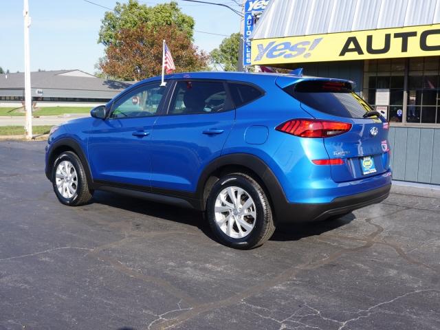 Hyundai Tucson 2019 price $18,999