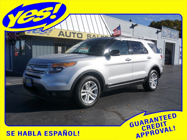 Ford Explorer 2014 price $19,988