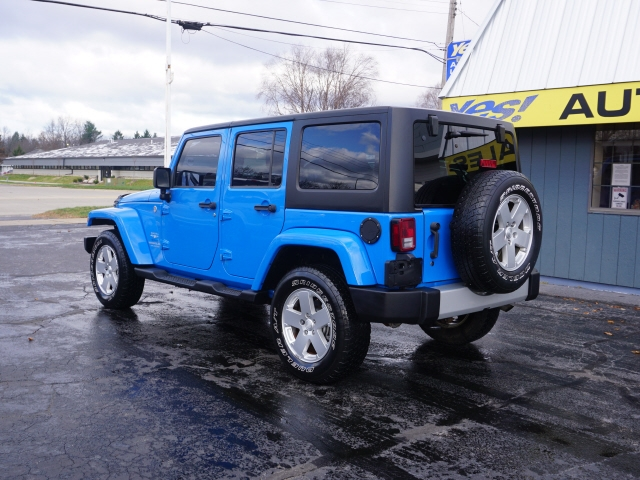 Jeep Wrangler Unlimited 2011 price SOLD