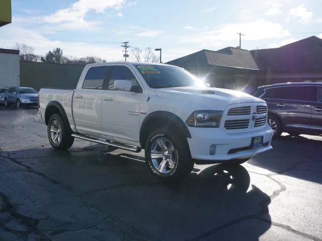 RAM 1500 2013 price SOLD