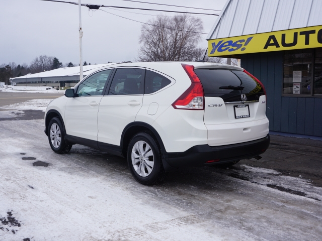Honda CR-V 2014 price SOLD