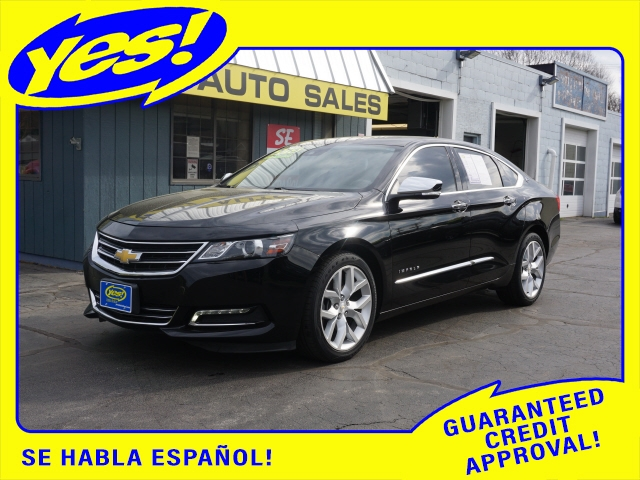 Chevrolet Impala 2015 price Call for Pricing.