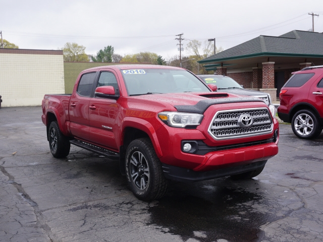 Toyota Tacoma 2016 price Call for Pricing.