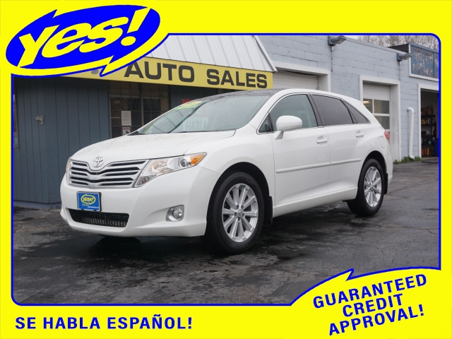 Toyota Venza 2012 price Call for Pricing.