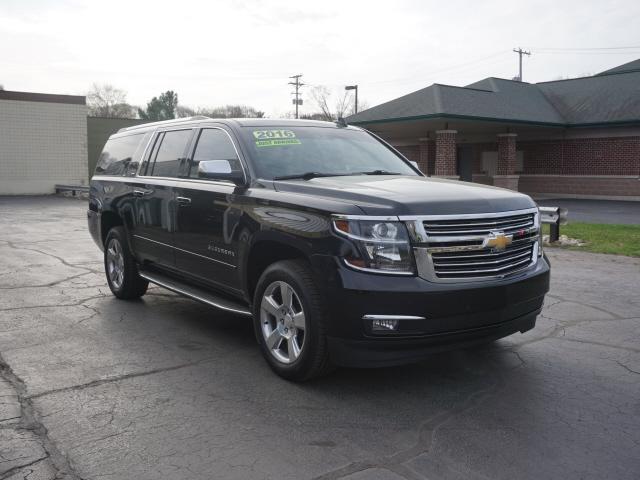 Chevrolet Suburban 2016 price $36,888