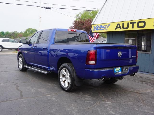 RAM 1500 2015 price SOLD