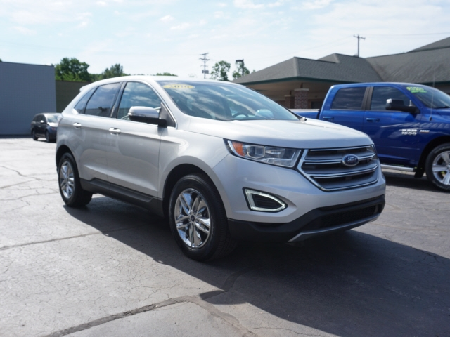 Ford Edge 2016 price SOLD