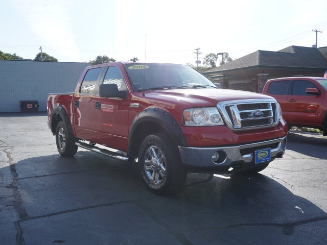 Ford F-150 2008 price SOLD