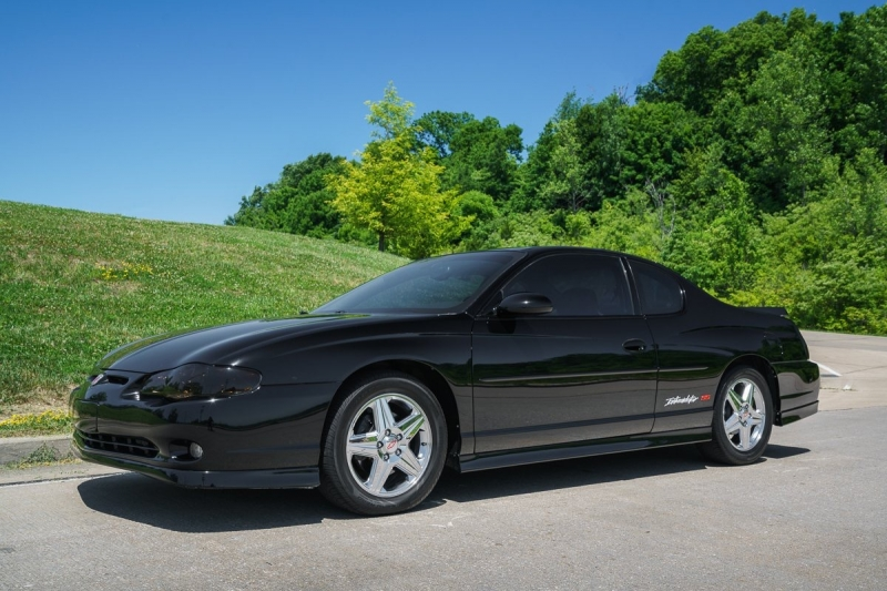 Chevrolet Monte Carlo SS Intimidator Supercharged 2004 price $14,990