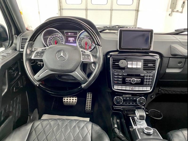 Mercedes-Benz G-Class 2016 price $89,990
