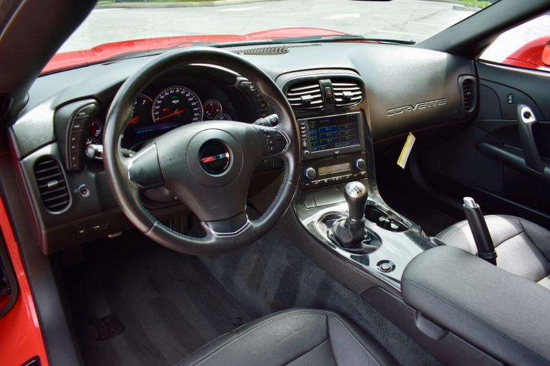 Chevrolet Z06 700HP 60th Anniversary 2013 price $47,900