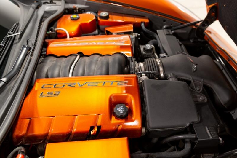 Chevrolet CORVETTE 3LT CONVERTIBLE 2008 price $33,990