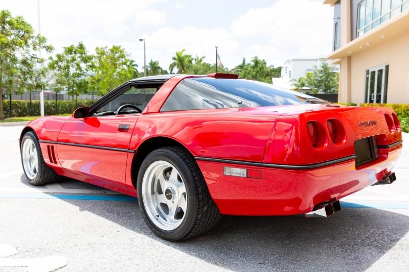 Chevrolet Corvette ZR1 1990 price $0