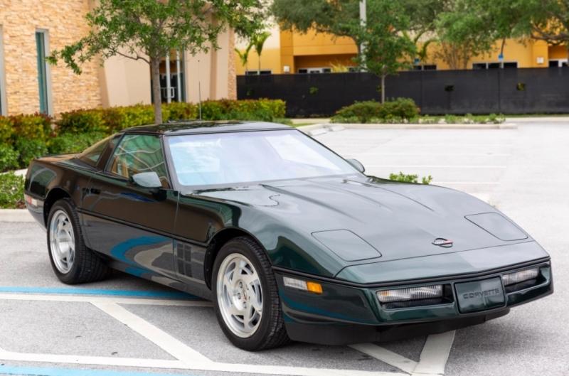 Chevrolet Corvette 1990 price $73,000