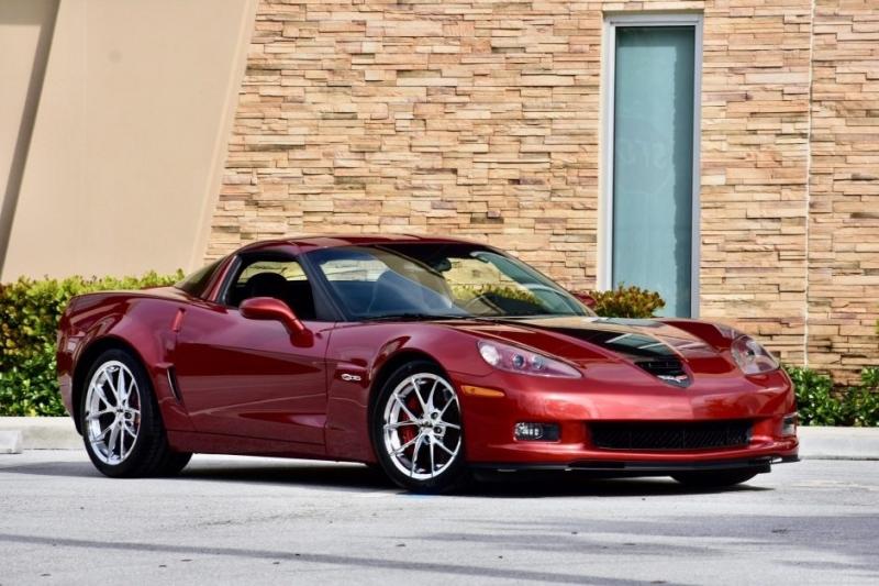 Chevrolet Corvette 2008 price $41,500