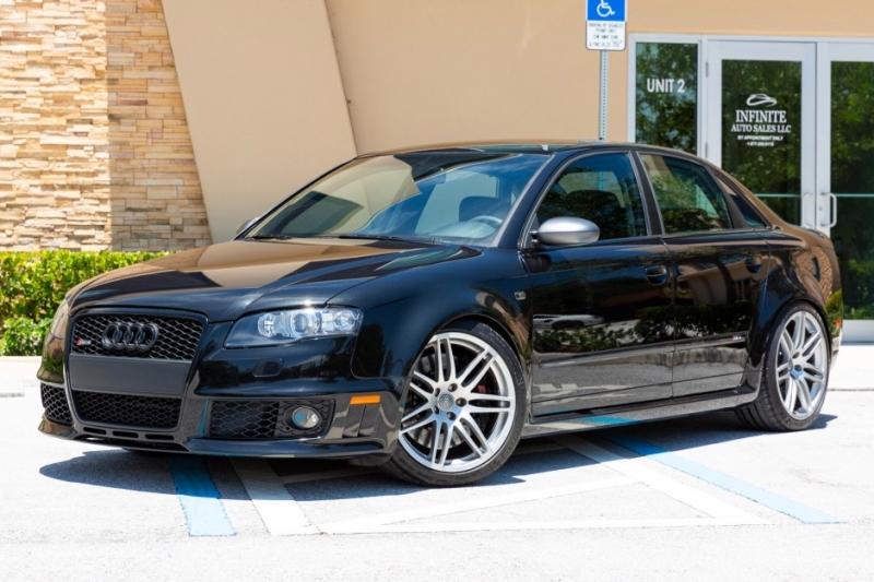 Audi RS 4 2008 price $48,750