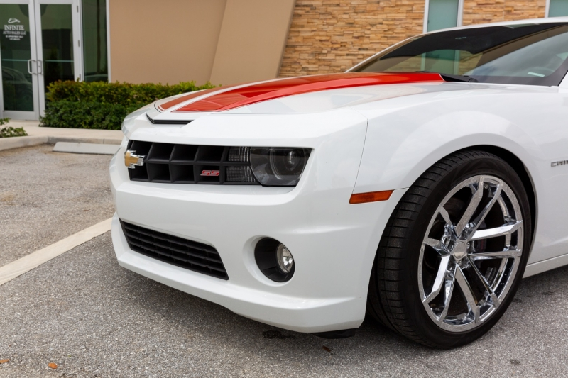 Chevrolet Camaro 2SS WHIPPLE SUPERCHARGED 2011 price $32,990