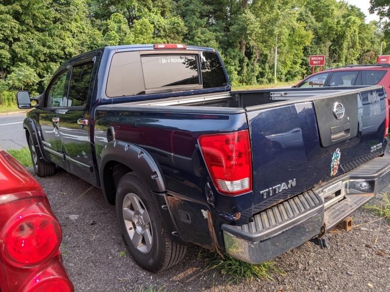 Nissan Titan 2006 price $6,995