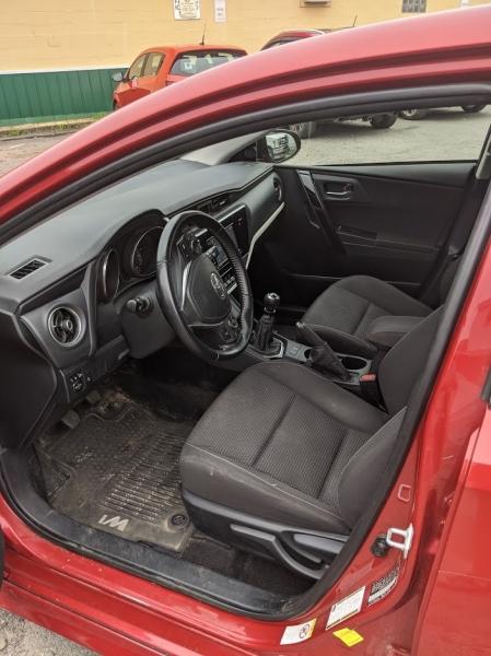 Toyota Corolla iM 2017 price $11,995