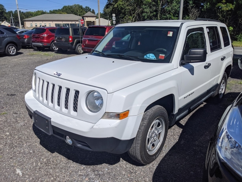 Jeep Patriot 2011 price $7,495