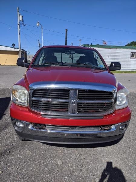 Dodge Ram 2500 2007 price $10,995