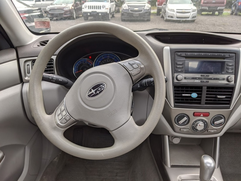 Subaru Forester (Natl) 2009 price $8,995
