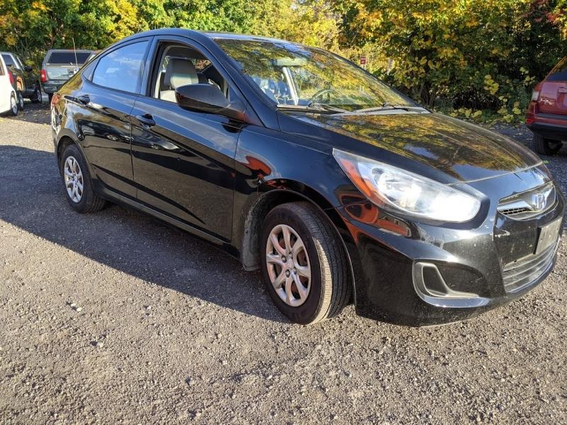 Hyundai Accent 2012 price $4,995