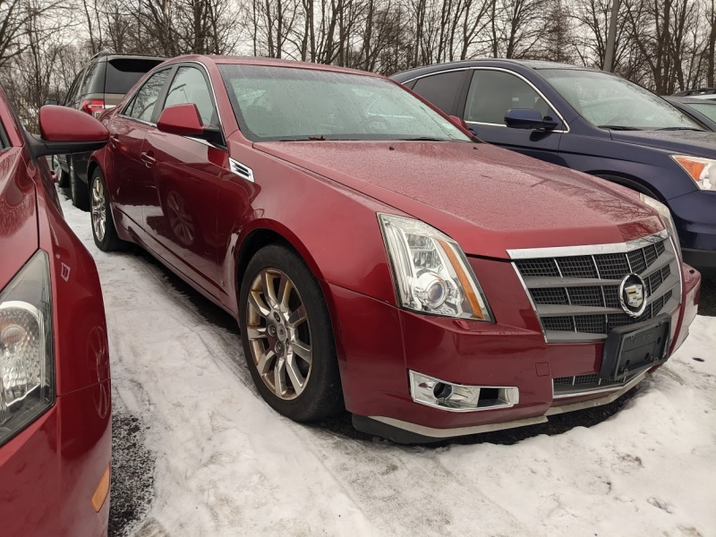 Cadillac CTS 2008 price $8,895