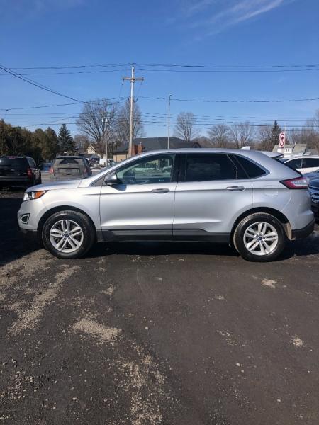 Ford Edge 2017 price $21,495